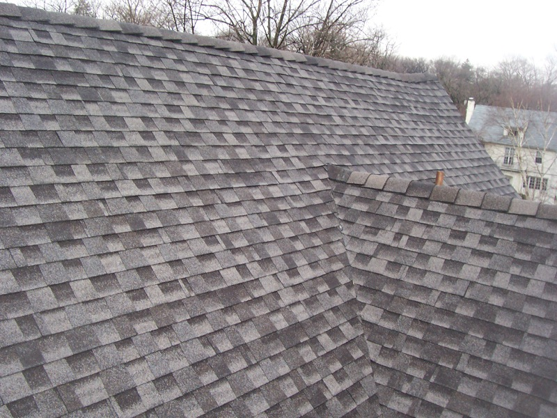 Matthew roofing for Roofing tar on shingles
